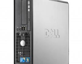 Dell Optiplex 760 - Core2Duo 2,93 GHz WINDOWS 10