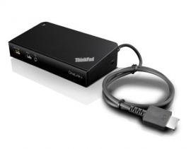 Lenovo Thinkpad USB-C Dock 40A4 ohne Netzteil X1 Tablet Carbon Yoga 03X6296 (Kopie)