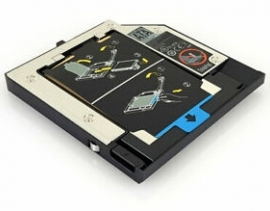 Lenovo ThinkPad SATA HDD Adapter III 12,7 mm Hard Drive Bay 04W3584 Original