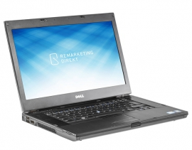 Dell Precision M4500 links u. vorne