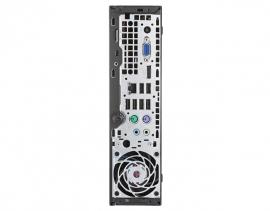HP Compaq Elite 8000 USDT hinten