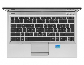 HP EliteBook 2570p oben