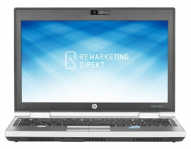 HP EliteBook 2570p vorne