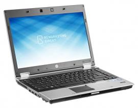 HP EliteBook 8440p Core i5-520M 2,40 GHz WEBCAM BLUETOOTH