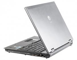 HP EliteBook 8540w rechts u. hinten