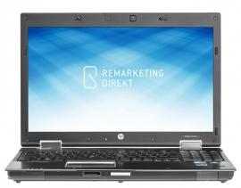 HP EliteBook 8540w vorne