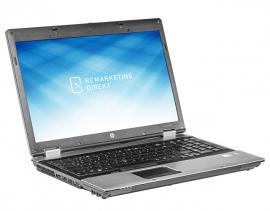 HP ProBook 6550b Intel Corei5 2,40 GHz (M520) BLUETOOTH EXTRA NUMMERNBLOCK SERIELLE SCHNITTSTELLE