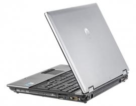 HP ProBook 6550b rechts u. hinten