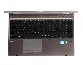 HP Probook 6560b oben