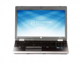 HP Probook 6560b vorne