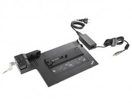 Lenovo Dockingstation Typ 4337 mit USB 3.0 inklusive Netzteil und Schlüssel T510 T520 T410 T420 T430 T530 usw. NEUWARE