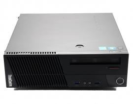 Lenovo ThinkCentre M93p SFF PC Quadcore i5-3,2 GHz 8 GB WINDOWS 10