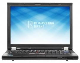 lenovo ThinkPad T410 von vorne