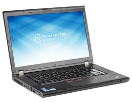 lenovo ThinkPad T530 links u. vorne