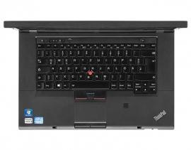 lenovo ThinkPad T530 von oben
