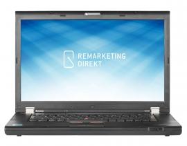 lenovo ThinkPad W530 vorne