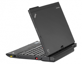 lenovo ThinkPad X230 Tablet rechts hinten
