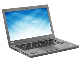 lenovo ThinkPad X240 links vorne