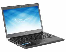 Toshiba Portégé R700 Core i5-560M 2,67 GHz WEBCAM HDMI BLUETOOTH B-Ware: Lichtpunkt