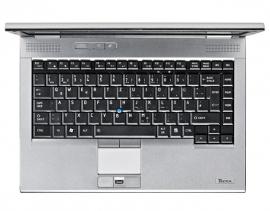 Toshiba Tecra M10 oben