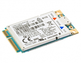 WWAN UMTS Modul Qualcomm Gobi 2000 für T410 T510 X201 W510