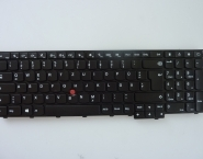 Tastatur für Lenovo QWERTZ (DEUTSCH) T540 T540p T550 W540 W550 T560