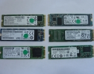 M.2 SSD-Festplatte 128 GB Sata 3 Samsung/Lite.On/SanDisk MZ-NTY2560 (Kopie)