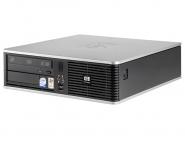 HP Compaq dc7800 SFF Core2Duo 2,33 GHz (E6550) 2 x seriell, 1 x parallel