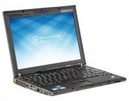 Lenovo ThinkPad X201 Core i5-M520 2,4 GHz WEBCAMERA B-Ware Bruch