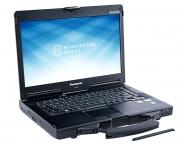 Panasonic Toughbook CF-53 Core i5-2520M 2,50 GHz 320 GB MULTITOUCH (inkl. Stift) HDMI SERIELLE SCHNITTSTELLE B-Ware: Kratzer im Display